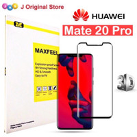 MAXFEEL Tempered Glass 3D Huawei Mate 20 Pro New Premium Glass