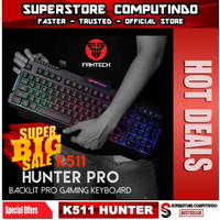 Fantech K511 Hunter Pro Gaming Keyboard