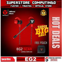 Fantech EG2 SCAR Earphone Mobile Gaming Garansi Resmi