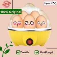 Alat Kukus Telur Elektrik/MINI Egg CooKer Egg Cooker Boiler Alat Rebus