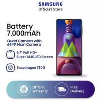 SAMSUNG GALAXY M51 RAM 8/128GB GRS RESMI SEIN