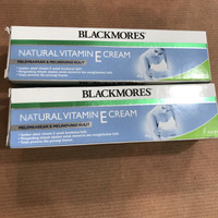 blackmores natural vitamin e cream 50 gram