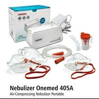 Nebulizer onemed 405A compressor inhalasi