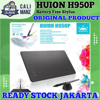 Huion H950P Graphics Drawing Tablet 5080 LPI free Pen 8 Key Shortcut