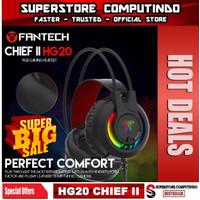 Fantech HG20 CHIEF II RGB Gaming Headset