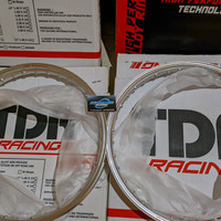 Velg TDR RACING ER Shape 140 Silver RING 17