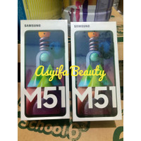 Samsung Galaxy M51 Ram 8 GB Internal 128 GB Garansi Resmi