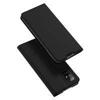 Case Samsung M51 - Dux Ducis Original Premium Flip Leather Casing