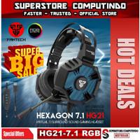 Fantech HG21 / HG-21 Hexagon 7.1 Surround RGB Gaming Headset