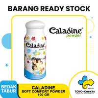 Caladine Powder Soft Comfort Bedak Tabur 100 gram