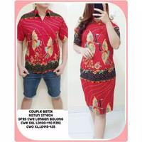 Oriental Night Batik CNY Imlek IMPORT Baju Couple Shirt - 2755 SPL