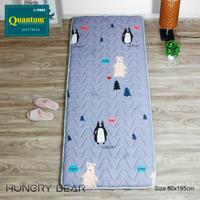 Quantum Kasur Lipat / Tavel Bed / Kasur Gulung 100cm x 195cm ORIGINAL