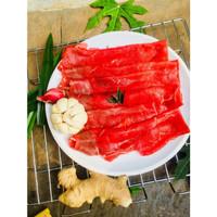 Daging Sapi Knuckle Beef slice korean BBQ shabu sukiyaki 500gr