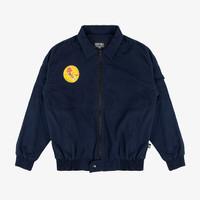 Geoff Max Official - Extase Navy   Bomber Jacket   Jacket Pria