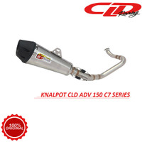 Knalpot Racing Motor CLD Racing Yamaha ADV 150 Type C7 Series