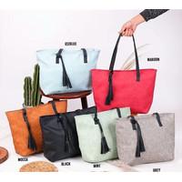 JGT101 Tas Wanita Branded Tote Bag Shoulder Bag Bahu Pundak Jinjing