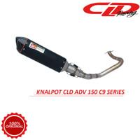 Knalpot Racing Motor CLD Racing Yamaha ADV 150 Type C9 Series