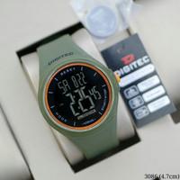 Jam Tangan Pria Digitec Touchscreen DG-3086 Original Rubber Water