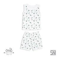 CUIT Setelan Anak Kutung Celana Pendek TAKA Series