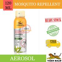 Tiger Balm Mosquito Repellent Aerosol Spray Anti Nyamuk TigerBalm