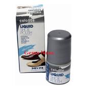 Semir Sepatu Kecil |Cololite Liquid Shoes Polish 20ml Neutral