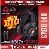 Fantech HG17s VISAGE II - HG17 - RGB Gaming Headset