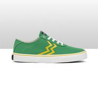 Geoff Max Official - Vista Green Yellow   Sepatu Pria   Sneakers