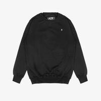 Geoff Max Official - Karami Black   Sweater Pria   Crewneck