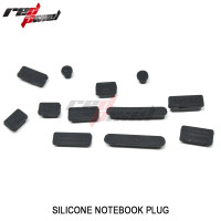Silicone Notebook Dust Plug Silicon Penutup Lubang Colokan Notebook