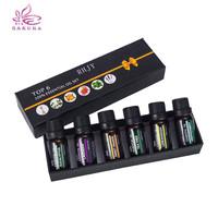 Oil aromaterapi paket 6 PCS Minyak Aromaterapi esensial Oil 10 Ml