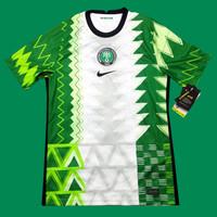 Original Jersey Nigeria 2020 Home Baju Bola Asli