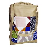 Tote Bag Canvas BurlyWood