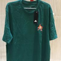 T-Shirt Adidas 8 Bit Platform Pria Hijau FN1721 (Not Sport) Size L