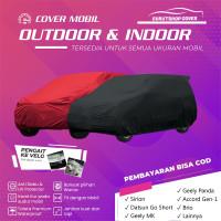 Cover Sarung Mobil Premium Sirion Datsun Go Short Geely MK Geely - Sirion lama  Ne