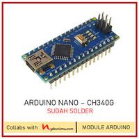Arduino Nano Driver CH340G Atmega 328