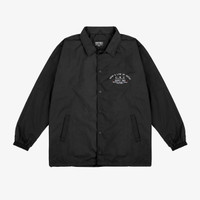 Geoff Max Official - Incursio Black   Coach Jacket   Jacket Pria