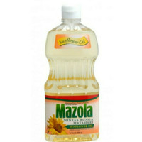 mazola sunflower oil 900 ml/minyak bunga matahari