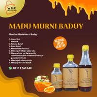 MADU ASLI BADUY / MADU HUTAN BADUY / MADU MURNI BADUY / MADU MURNI - 400 gram