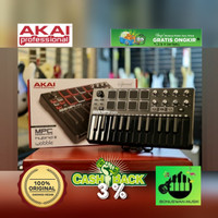 MIDI KEYBORD CONTROLLER AKAI MPK MINI MKIII/MK3 Special Edition Black