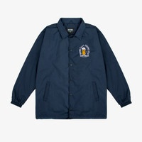 Geoff Max Official - Sharping Navy   Coach Jacket   Jacket Pria