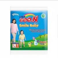 GooN Smile Baby Popok Celana size L satuan renceng