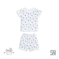 CUIT Setelan Anak Pendek Celana Pendek TAKA Series