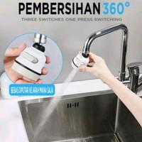 Saringan Sambungan Kran Keran Air Cuci Piring Kipas 360