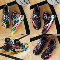 Sepatu Basket ANTA Klay Thompson KT 6 KT6 High Disruptive Marvel Venom