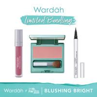 Wardah Blushing Bright Package