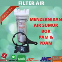 Saringan Filter air Sumur Bor PDAM PAM 1 tahap