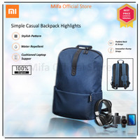 Xiaomi Mi Casual Backpack College Shoulders Bag 15.6 Inch Travel Bags