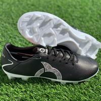 Sepatu bola Ortuseight original Tempest FG black new 2020