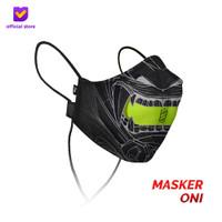 Masker Kain Non Medis Footstep Footwear – Earloop Mask Stylo Oni