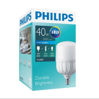 Lampu led trueforce core philips 40w 40 watt 40watt bohlam bulb putih